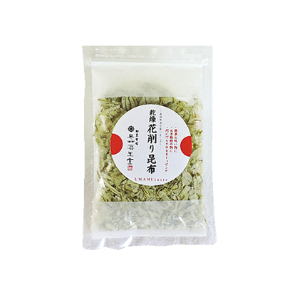 ★新商品★ : 乾燥花削り昆布 11g