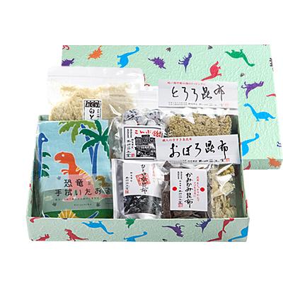 出産内祝に、手土産に : 福井の手土産~恐竜~